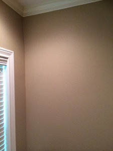 Dull, Drab Wall