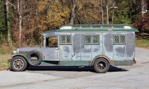1929 Studebaker House Car